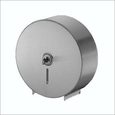 Jumbo Toilet Roll Dispenser Stainless Steel