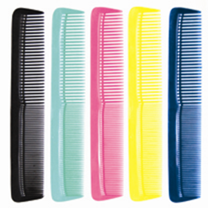 Mixed Hair Combs - Family pack 8pc