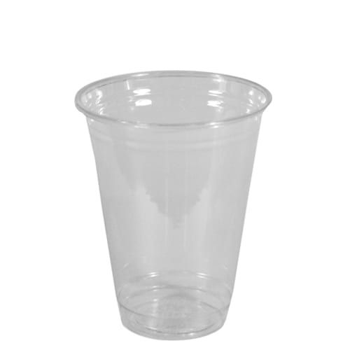 Plastic Cup 285ml 1000pc - Clear