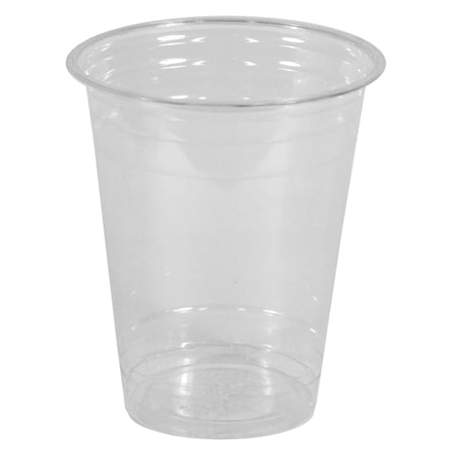 Plastic Cup 425ml 1000pc- Clear