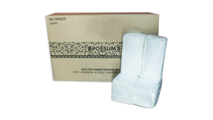 Napkin Quilted G-T Fold 1,000pc