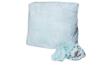 20kg Rags Flannelette material