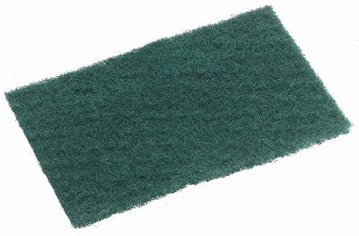 Oates Contractor Green Scourers 10pk 150 x 100mm