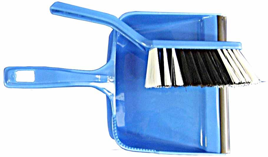 Dustpan & Broom Set