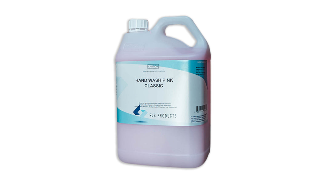 Hand Wash Pink Classic