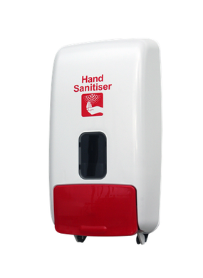 Saraya Hand Sanitiser Disp 1.2L MD-9000AS (Red Lever)