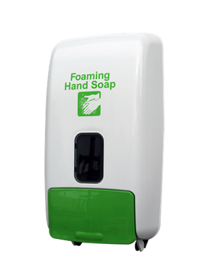 Saraya Foaming Soap Disp 1.2L MD-9000SF (Green Lever)