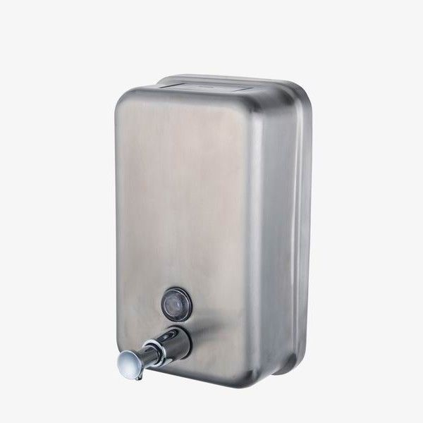 Vertical soap dispenser Stainless Steel