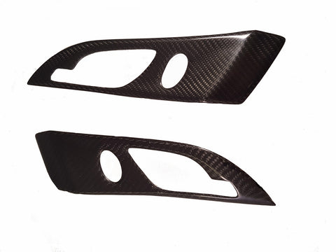 FN2 Inner Lever Surround Cover - Carbon Fibre - Civic MK8 2006-11