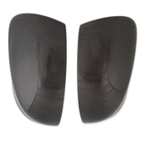 FK2 Wing Mirror Covers - Carbon Fibre MK9 Civic