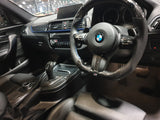 LCI Dashboard Covers - Carbon Fibre - BMW F20 F21 F22 F87