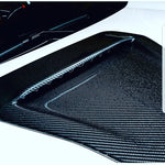FK8 Hood Scoop Cover - Carbon Fibre - Civic MK10