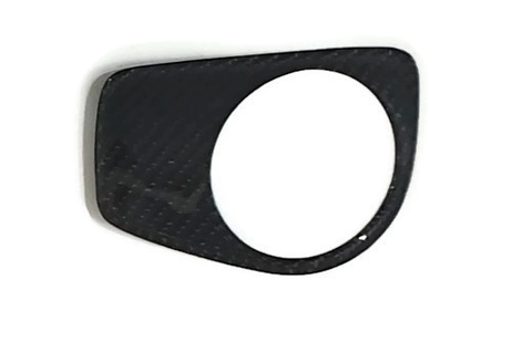 VW Golf MK7 Light Switch Control Cover - Carbon Fibre