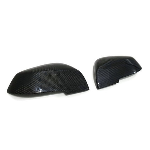 BMW Wing Mirror Caps - Carbon Fibre - F Series BMW F21 F20 F30 F33