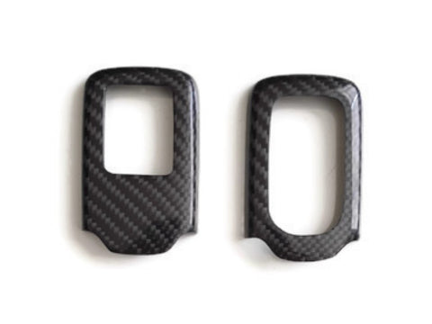 Civic Carbon Fibre Key Fob Cover - FK8 FK2