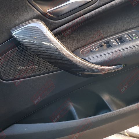 BMW F20 Pull Handle Covers - Carbon Fibre - BMW F21 F22 F87