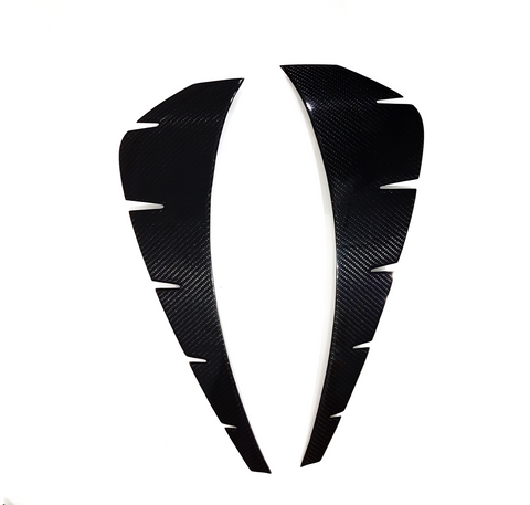 FK8 Carbon Fibre Wing Outlets