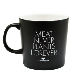 Mugg Meat never plants forever