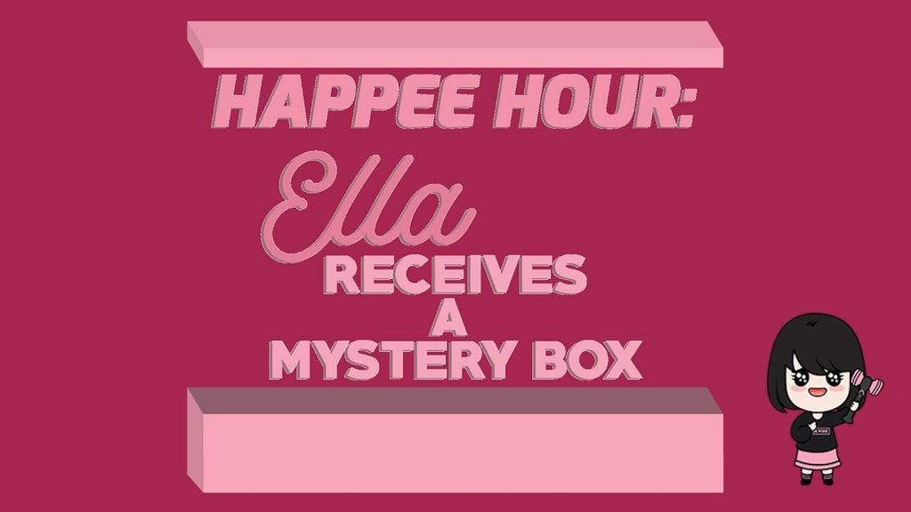 Happee Hour: Ella Receives A Mystery Box