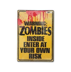 Warning: Zombies