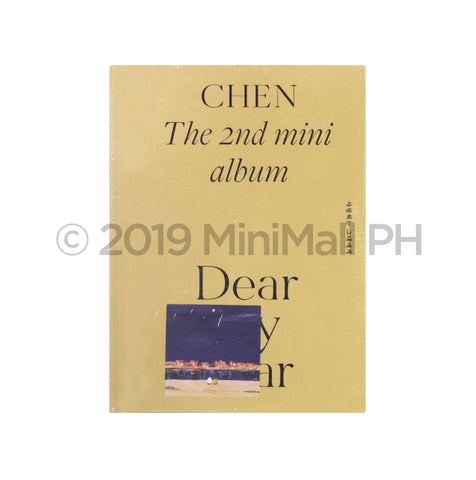 Chen 'Dear My Dear' Album