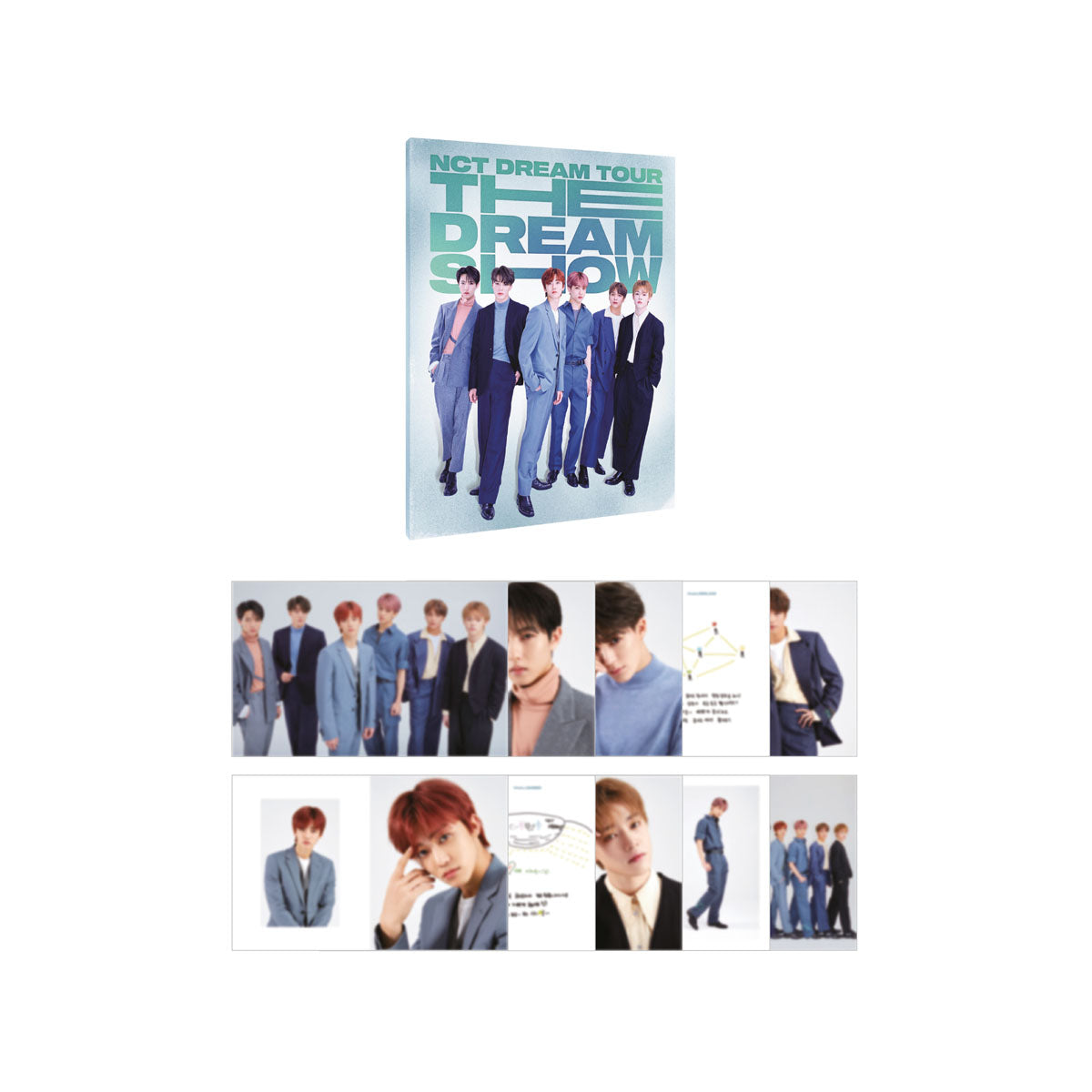 NCT DREAM Concert Brochure