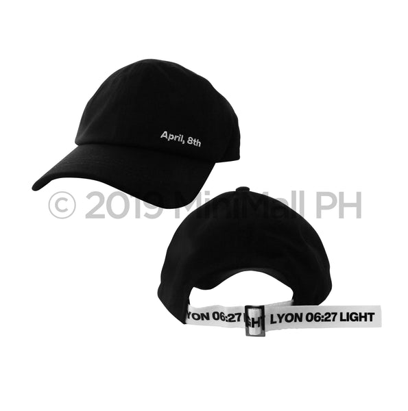 EXO April 8th Ball Cap