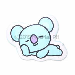 BT21 FLAT CHARACTER CUSHION