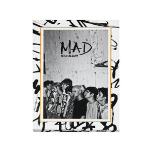 GOT7 MAD Mini Album