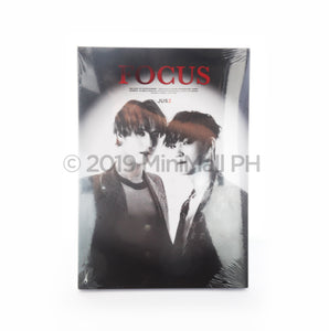 JUST 2 'Focus' Mini Album