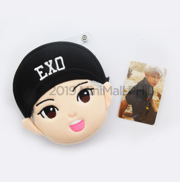 EXO Character Pouch