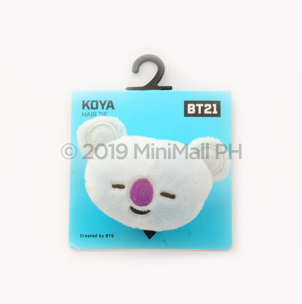 BT21 DOLL HAIR TIE