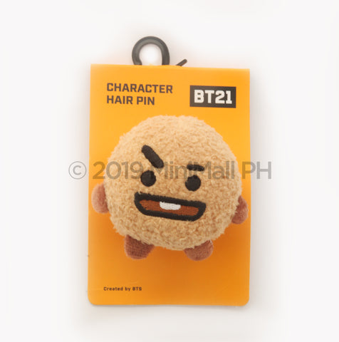 BT21 LYING HAIR PIN