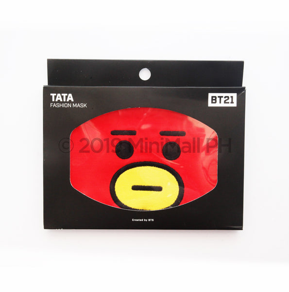 BT21 FASHION MASK