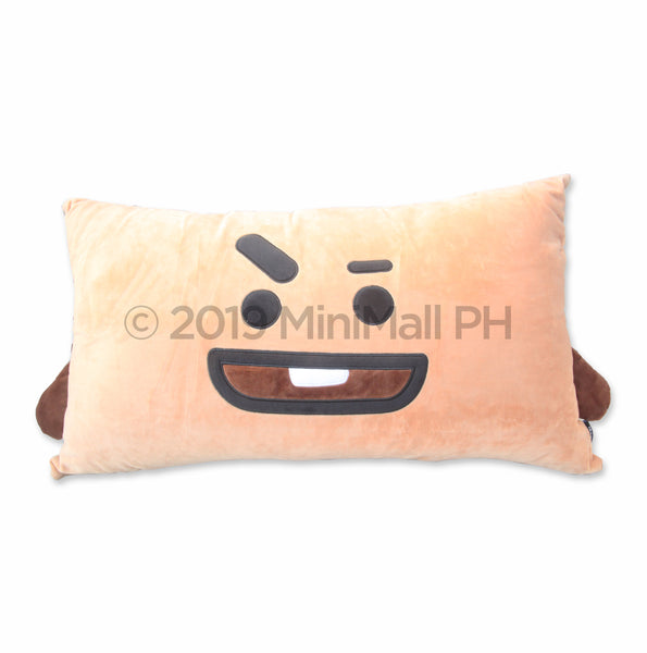 BT21 CHARACTER BIG RECTANGLE PILLOW