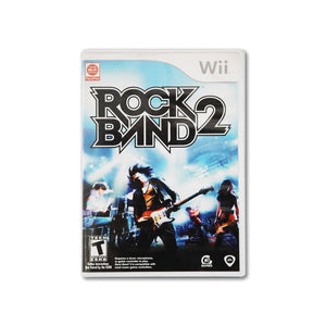 WII Rock Band 2