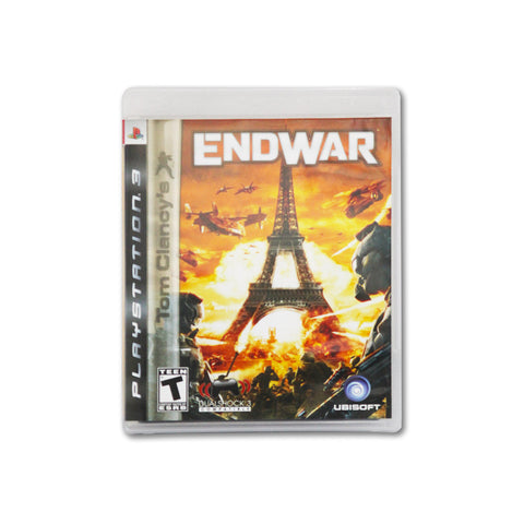 PS3 End War