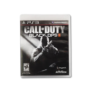 PS3 The Call of Duty Black Ops II