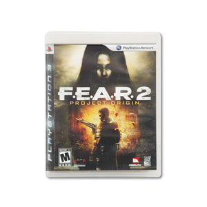 PS3 F.E.A.R. 2: Project Origin