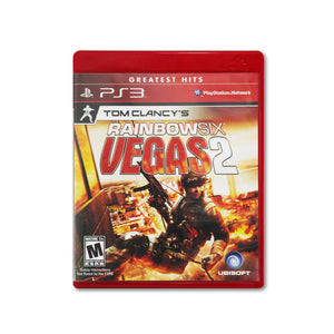 PS3 Rainbow Six Vegas 2