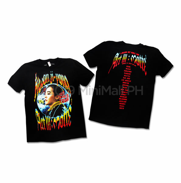 G-Dragon 'ACT: III Motte' Official Shirt