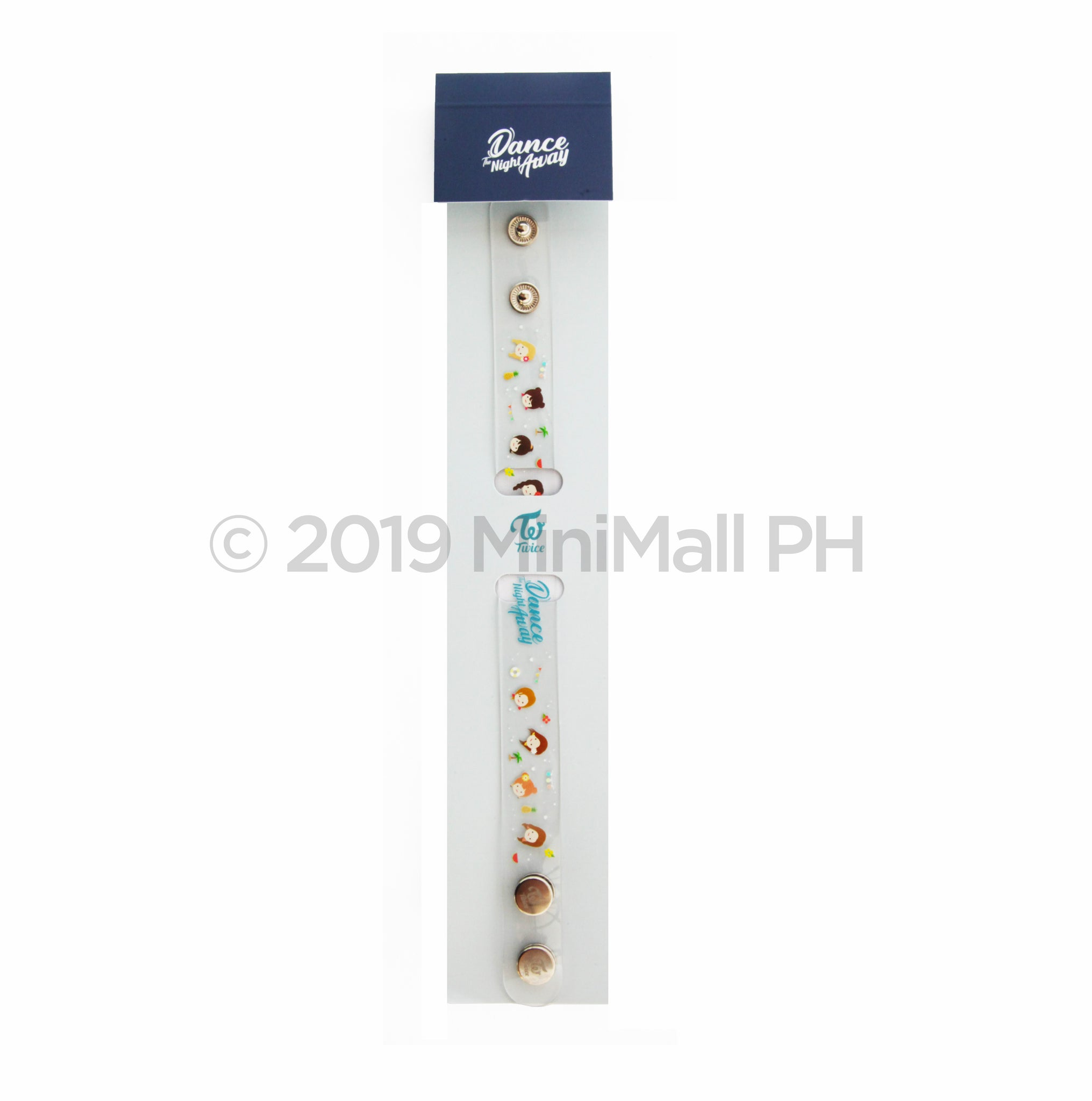 TWICE 'Dance the Night Away' Character Bracelet
