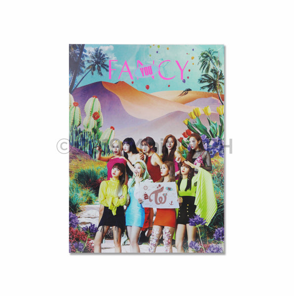 TWICE 'Fancy' Album