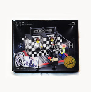 TVXQ Limited Edition Lego