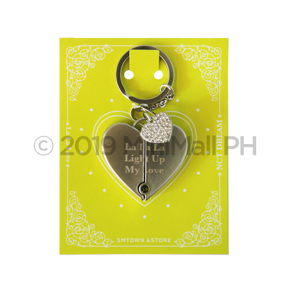 NCT Dream Love Love Key Ring