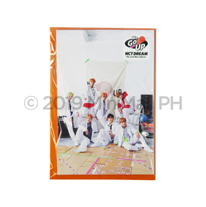 NCT Dream 'We Go Up' Museum - Pop Up Card