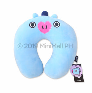 BT21 NECK PILLOWS
