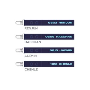 NCT DREAM Name Tag