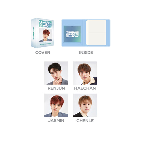 NCT DREAM Photo Card Collect Book