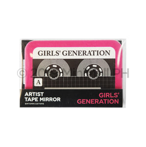 Girl's Generation Tape Mirror